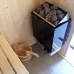 Saunaofen